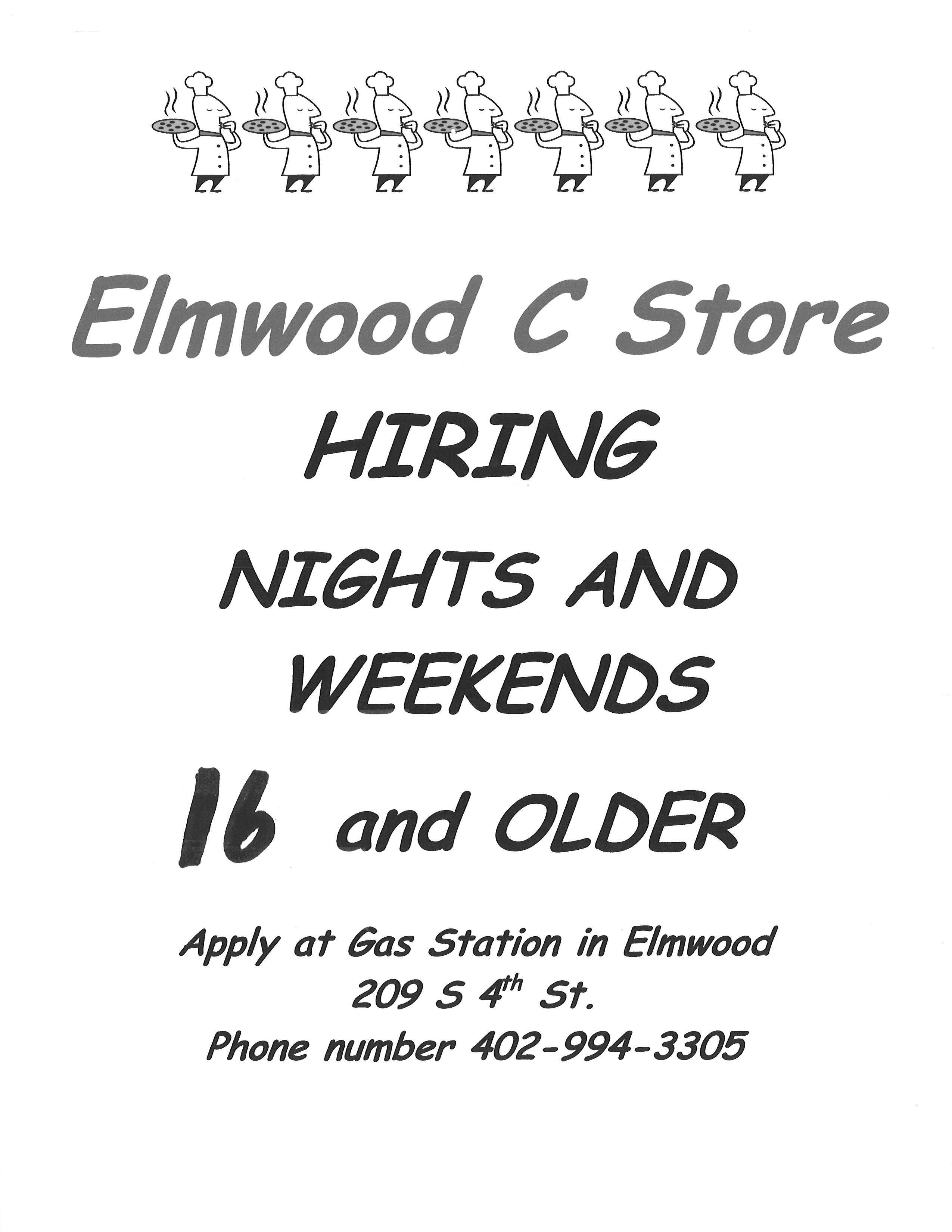 Elmwood, Nebraska