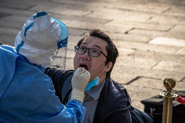 test coronavirus xina efe