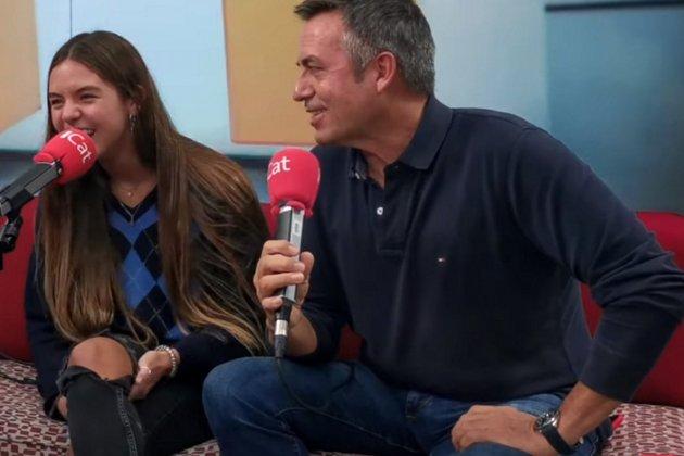 Martina i Ramon Pellicer a ICAT FM