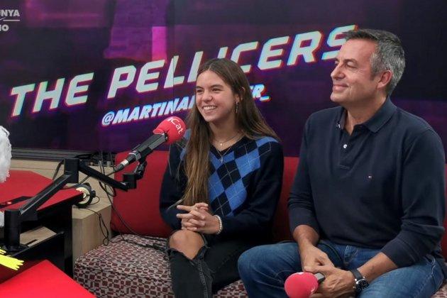 Ramon Pellicer i filla Martina a Catalunya Ràdio Youtube KIDS