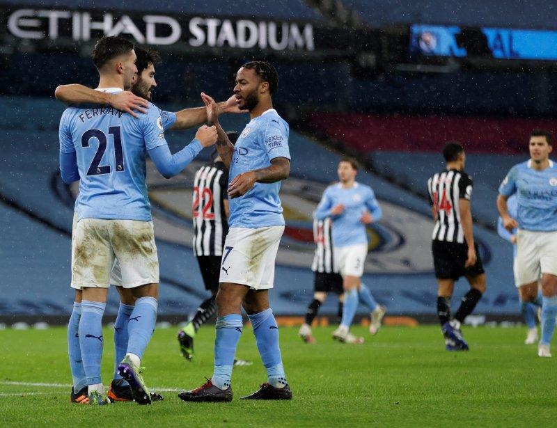 El Manchester City no falla contra el Newcastle en el Boxing Day (2-0)