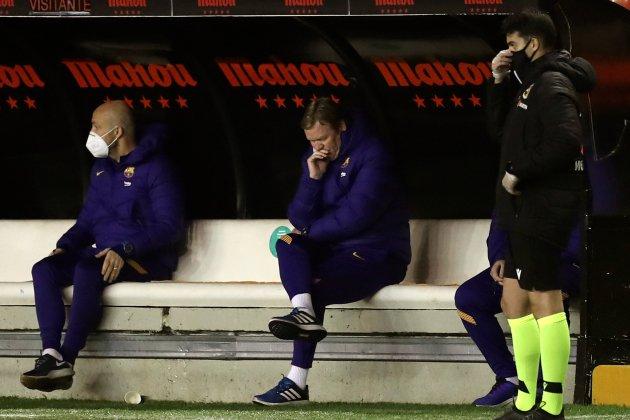 Barça Koeman EFE