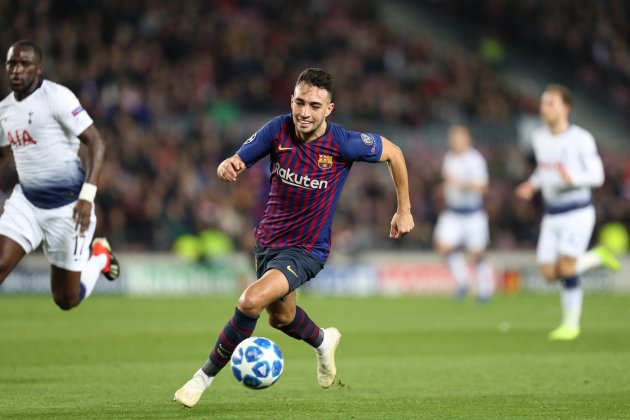 Munir Barça Europa Press