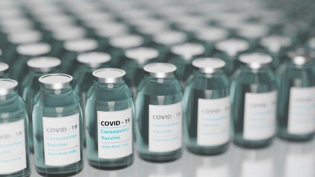 Flascons de vacunes