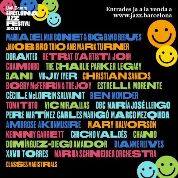 Festival jazz Barcelona