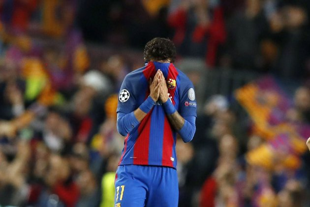 Neymar Jr final partido Barça Juventus Champions EFE
