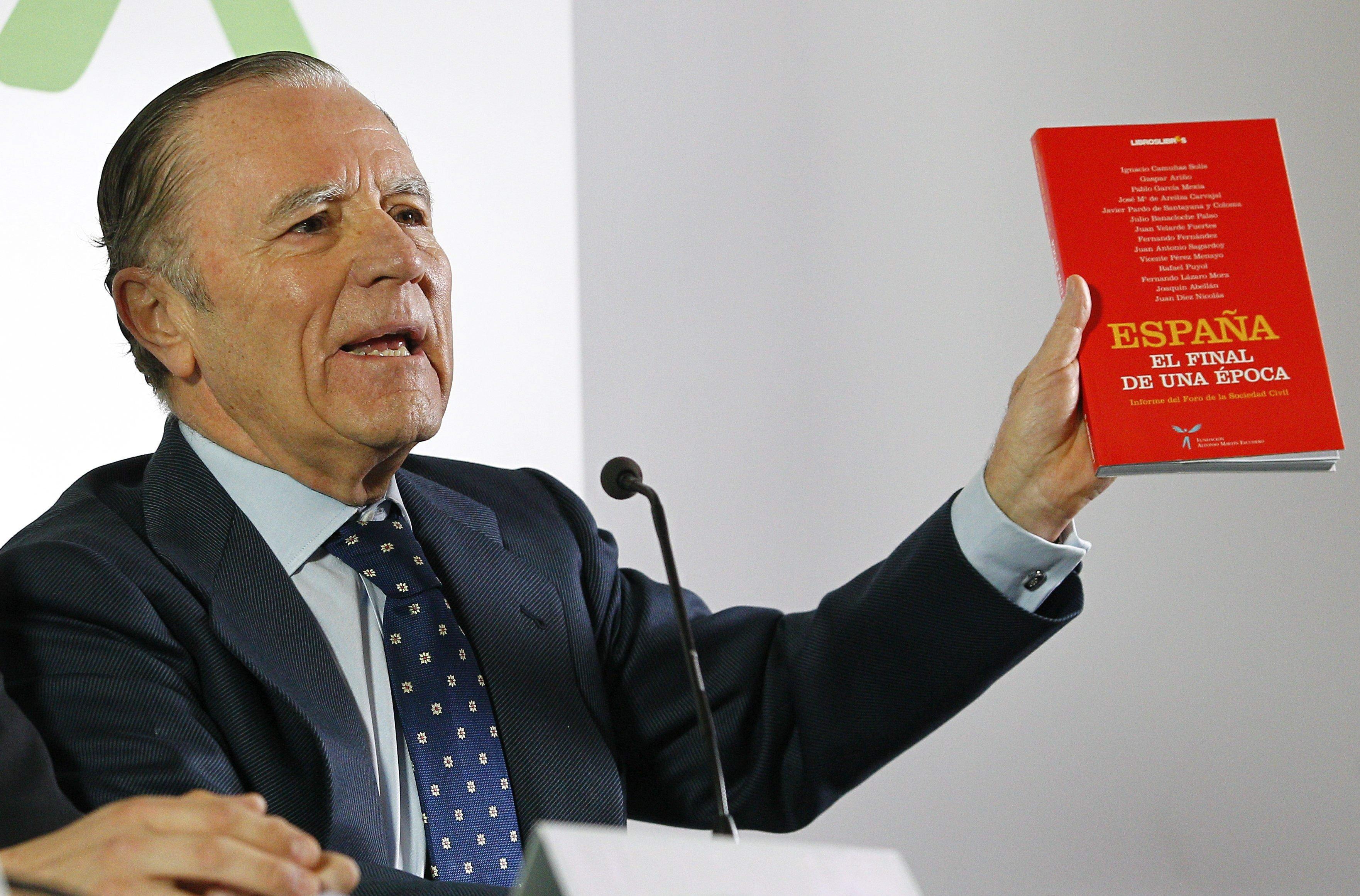 Ignacio Camuñas VOX - EFE