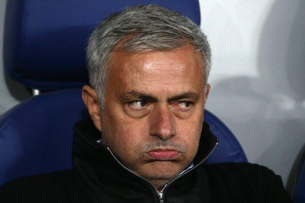 Jose Mourinho Manchester United EFE
