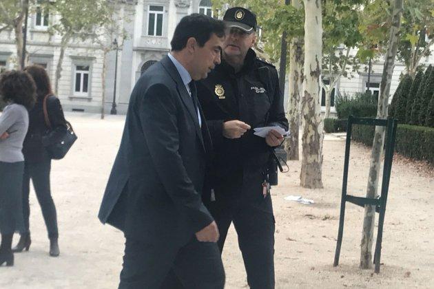 Pere Soler, exdirector general de la Policia / GL