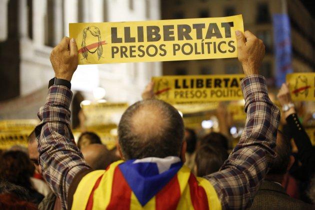 Cartell mani presos politics Sergi Alcazar