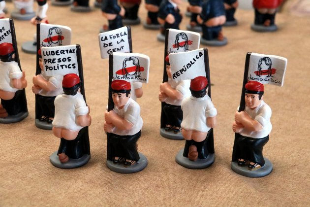 Caganers manifestacions ACN