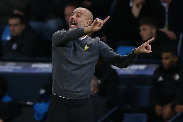 Pep Guardiola Manchester City Premier League EFE