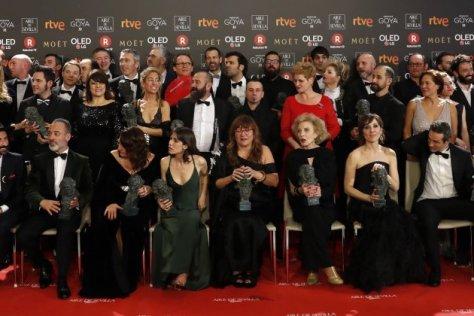 Premis Goya 2018 - EFE