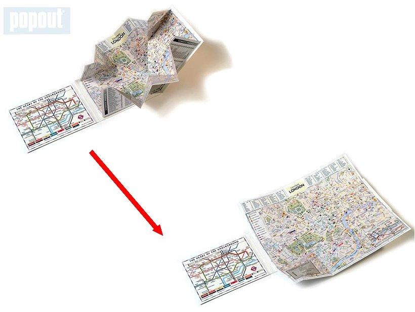 Londres maps popout