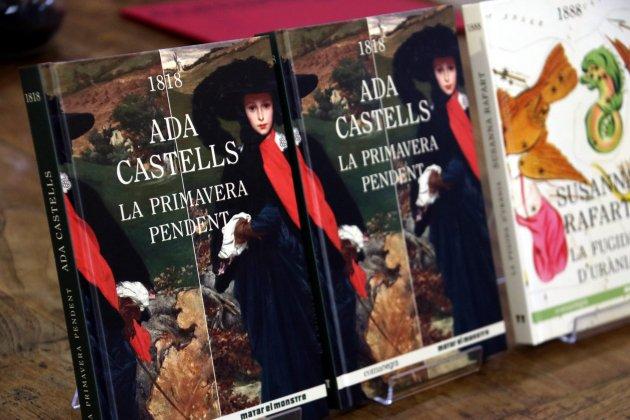 llibre d'Ada Castells