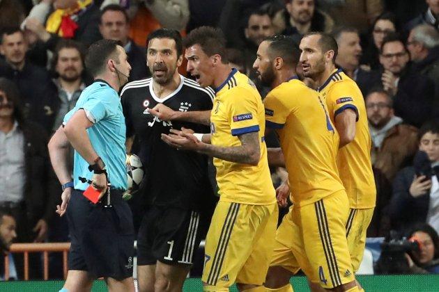 Madrid Juventus Champions EFE