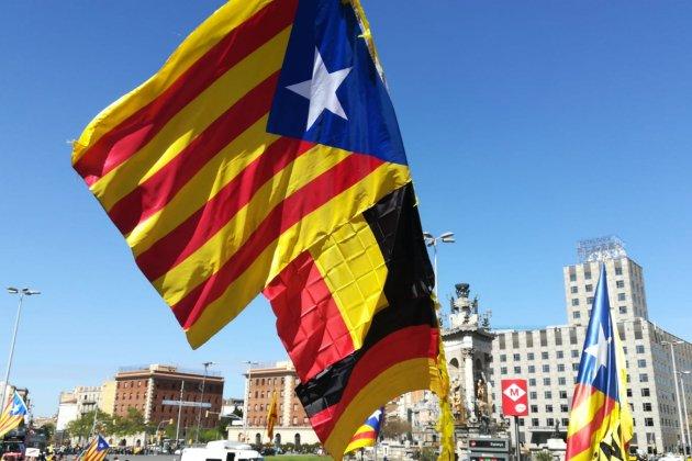 banderes mani presos ADomingo