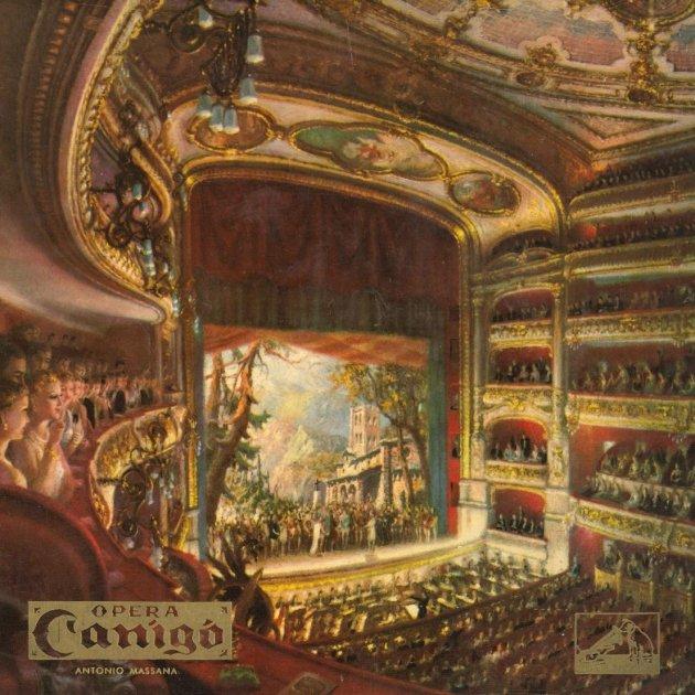 Verdaguer coberta de disc Canigó / Museu d'Història de Catalunya