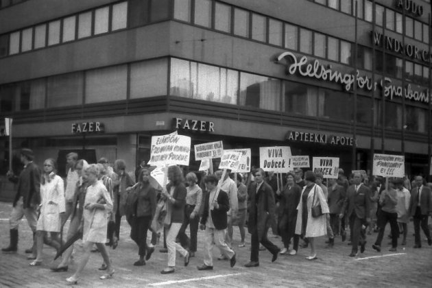 Helsinki manifestacio Czechoslovakia 1968 Szilas wikipedia