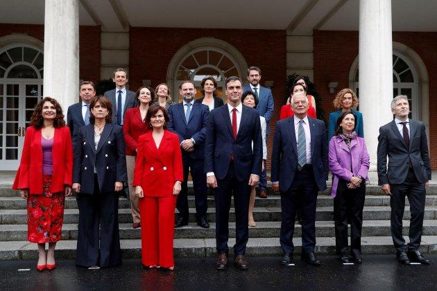 govern espanyol Pedro Sanchez EFE