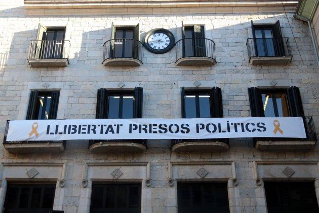ajuntament girona presos polítics ACN