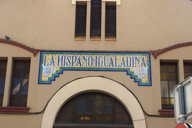 garatge hispano igualadina museu carrer sergi alonso mnactec