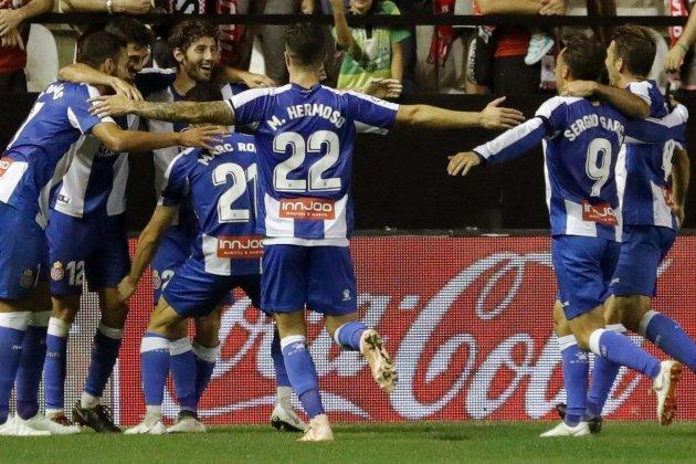 GOl Espanyol Rayo Vallecano EFE