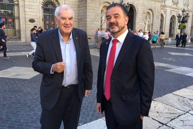 Ernest Maragall i Alfred Bosch / G.R