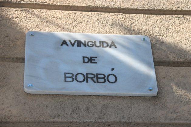 avinguda Borbó Barcelona ACN