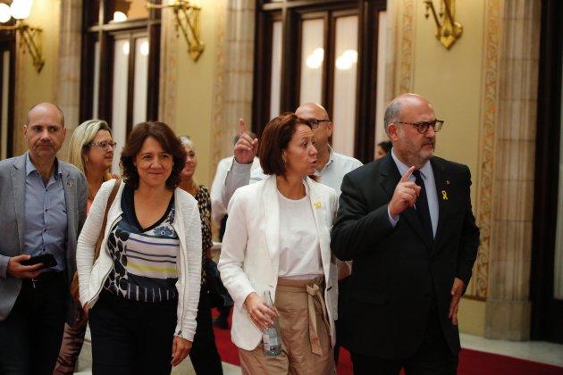 pujol madrenas parlament S.Alcàzar