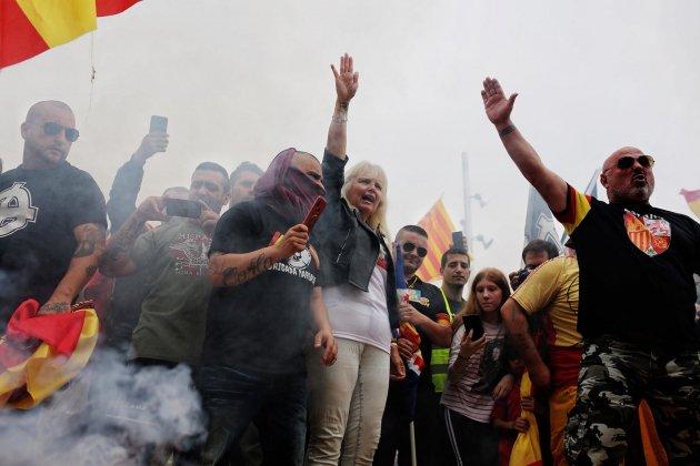 el nacional manifestacio ultra montjuic carles palacio