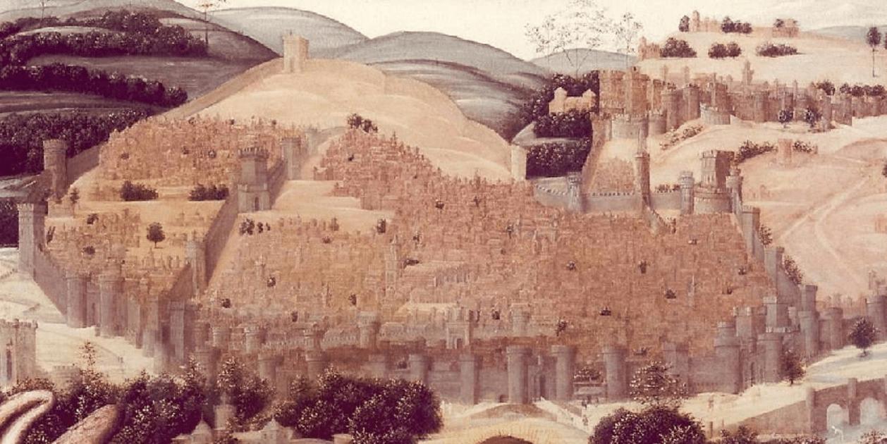 Gravat de Granada. Principis del segle XVI. Font Patronato de la Alhambra