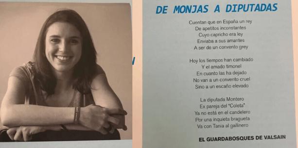 poema montero