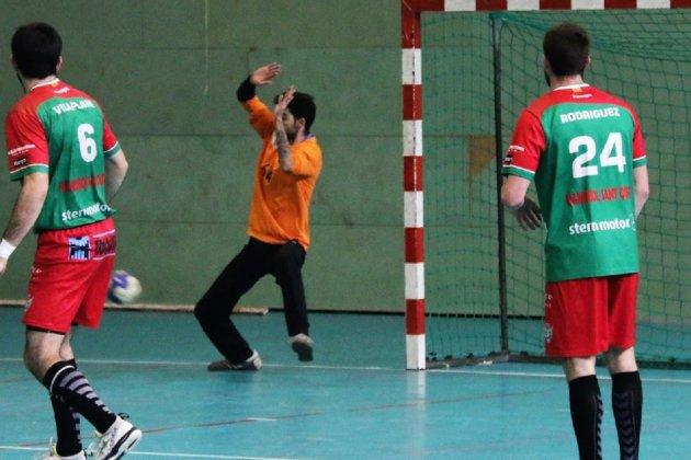 Handbol Sant Quirzed Nicolas Robles