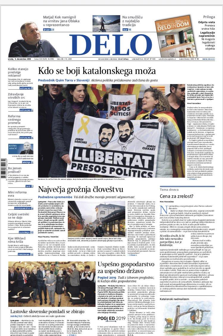 diari delo eslovania