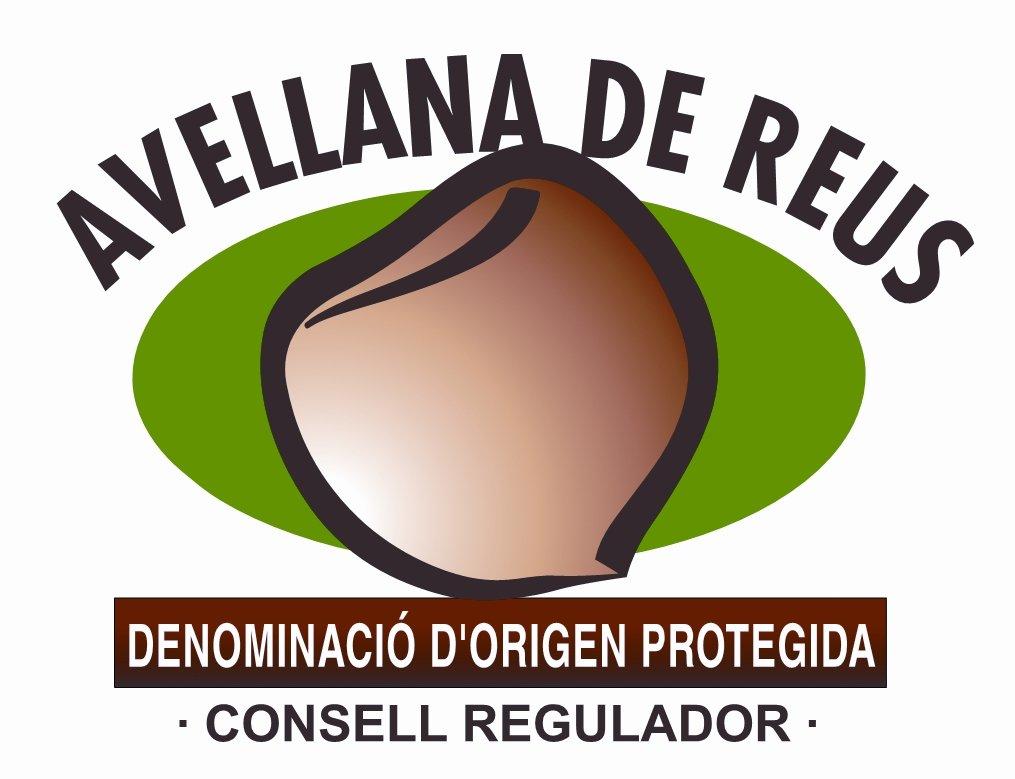 DOP Avellana de Reus logotip