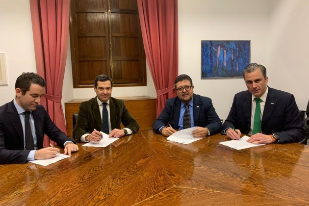 pacte andalusia