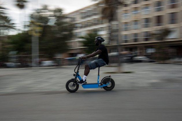patinets electrics mobilitat - Carles Palacio