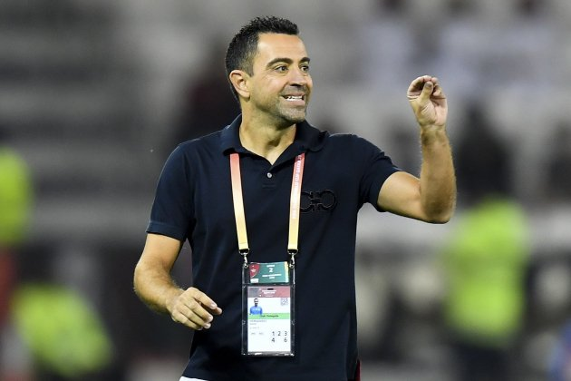 Xavi Hernandez Al Sadd Mundial de Clubs EFE