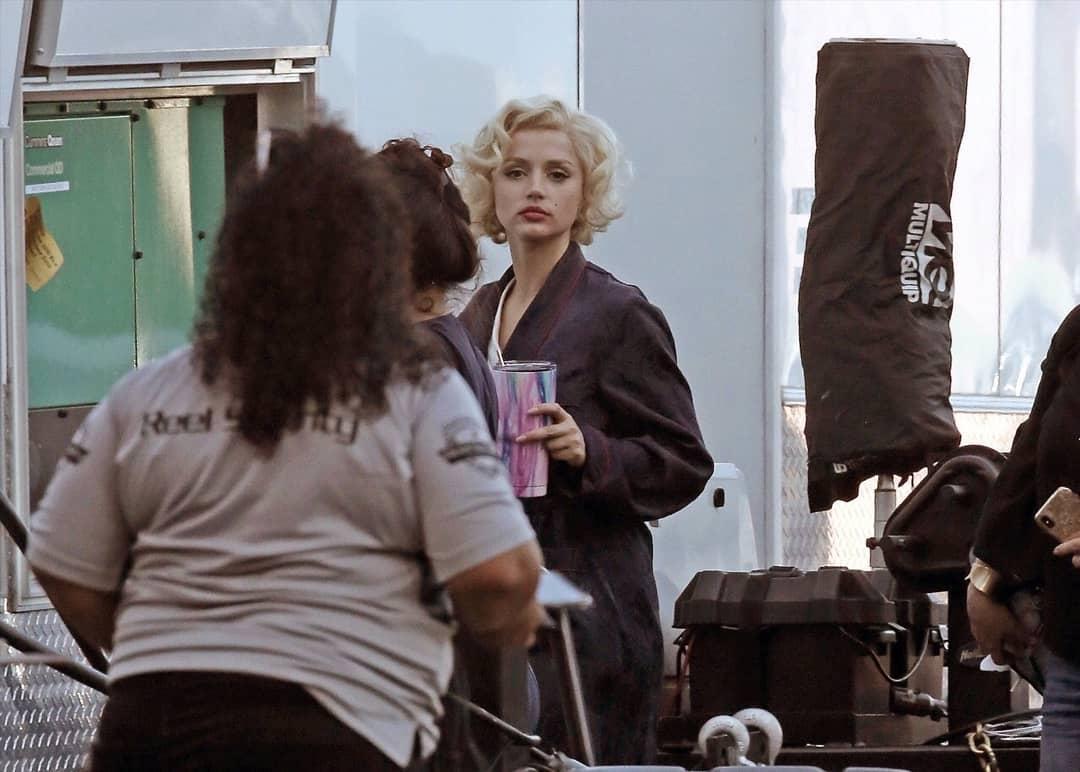 Ana de Armas será Marilyn Monroe en la nueva película de Netflix