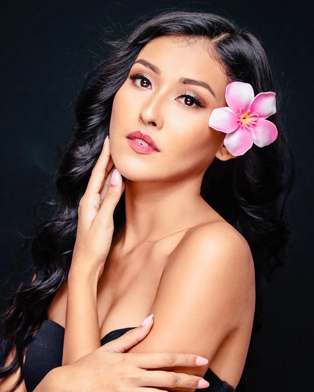 Belice, Iris Salguero, 24 años.