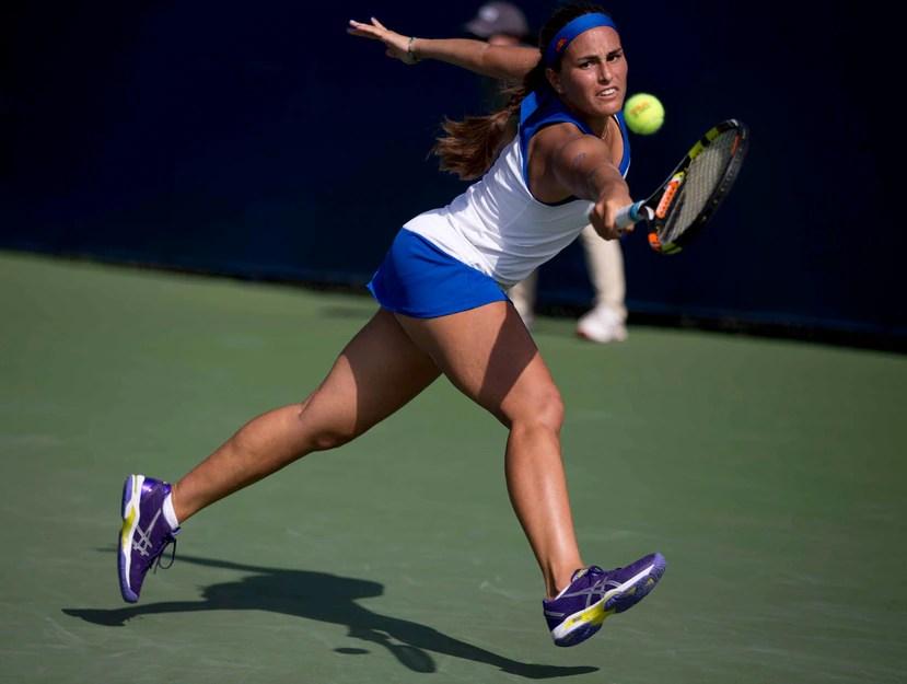 Puig se medirá en semifinales a la mexicana Victoria Rodríguez.