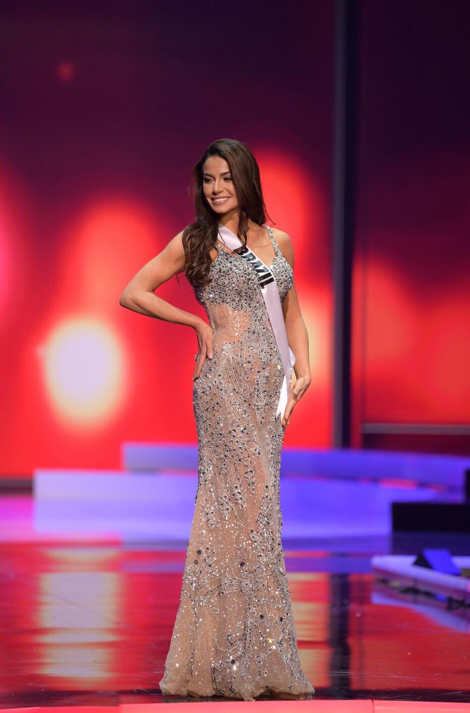 Julia Gama, Miss Universe Brasil.