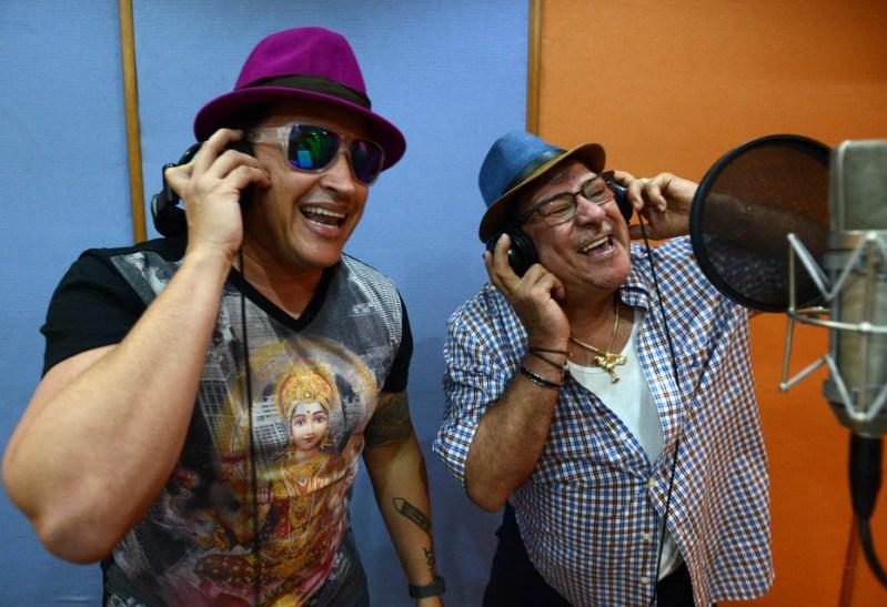 "En 2014, grabó el tema ""Mi último deseo"", junto al merenguero Elvis Crespo. FOTO/ANA.ABRUNA@GFRMEDIA.COM"