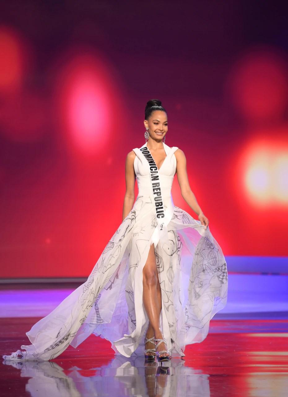 Kimberly Jimenez, Miss Universe República Dominicana.