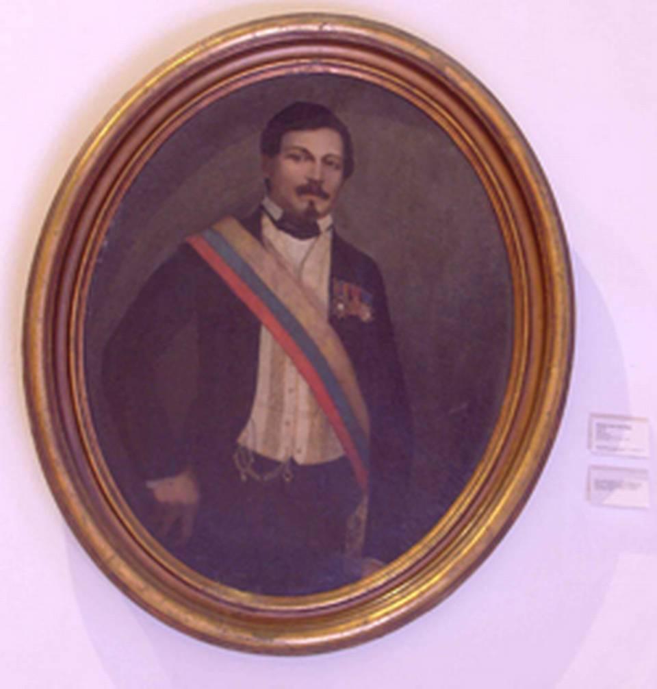 Juan José Nieto Gil fue el presidente número 84 de Colombia, pero su nombre no figura en los textos de historia de ese país.