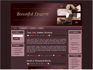 Lingerie Websites