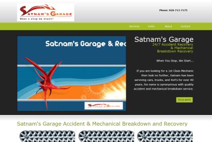 Satnams Garage UK
