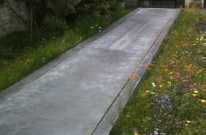Couloir de nage fond mobile