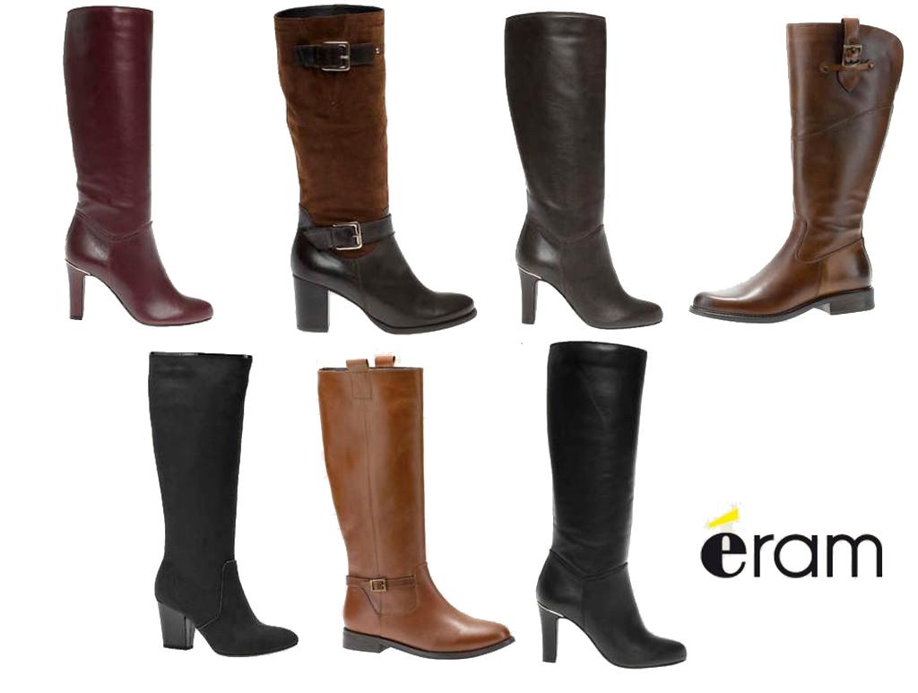 Avec le froid bien installé sur la Capitale, je vous ai concocté une petite  sélection de mes modèles favoris sur Eram, une boutique dont on parle très  peu